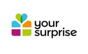 YourSurprise.nl screenshot